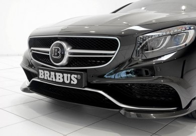 New Images Show The Brabus 850 Mercedes-Benz S63 Coupe