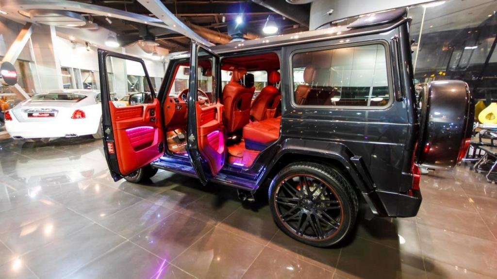 Brabus Mercedes G65 800 Displayed At Al Ain Class Motors HD Wallpapers Download free images and photos [musssic.tk]