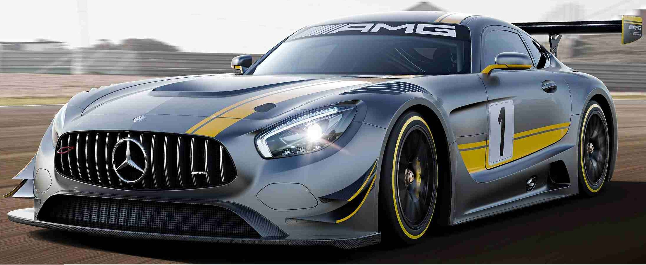 Video Mercedes AMG GT3 Spotted in N rburgring