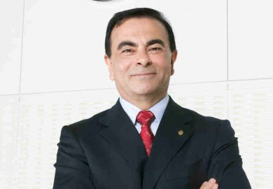 carlos ghosn denies mercedes pickup partnership