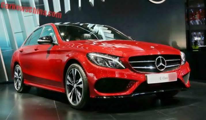 Long Wheelbase MercedesBenz CClass 4MATIC Debuts