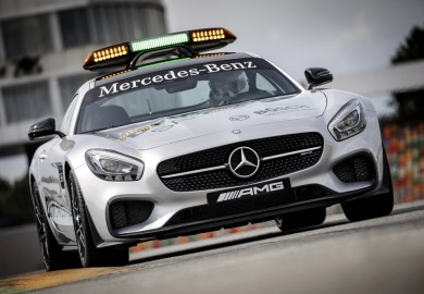 Mercedes-AMG GT S Debuts As DTM Safety Car