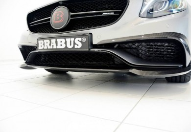Images Of Brabus-Tuned Mercedes-Benz S63 AMG Coupe Released