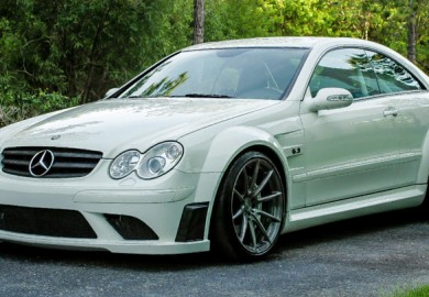 Mercedes-Benz CLK 63 AMG Black Series Discovered On eBay