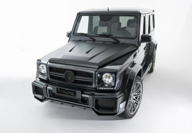 IMSA Boosts Power Of Mercedes-Benz G63 AMG To 730 HP