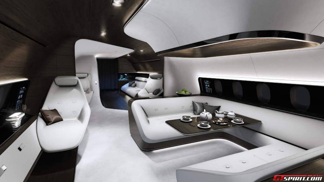 Mercedes Benz Style To Produce Luxury Interior For Private