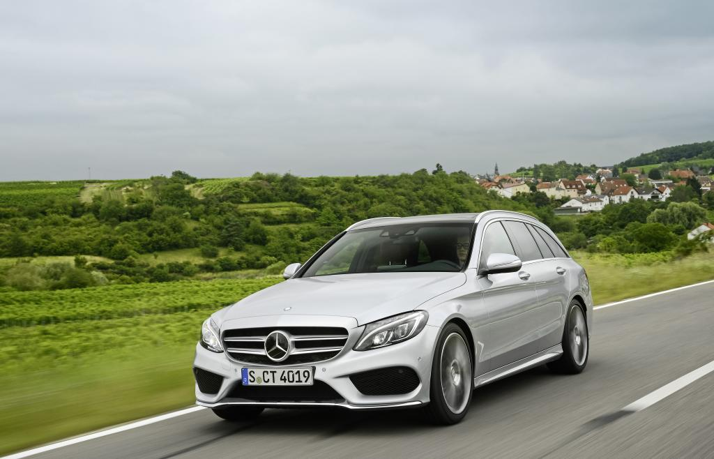 Over 8 million mercedes benz c class units sold since 1982 for 2 5 million mercedes benz