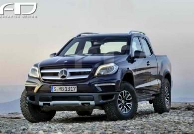 Mercedes GLT