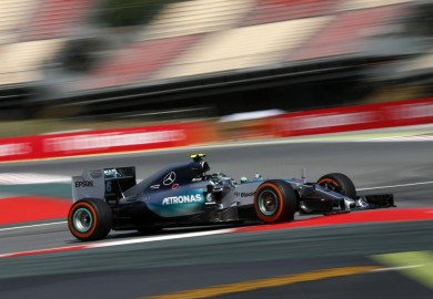 Nico Rosberg wins 2015 Spanish Grand Prix