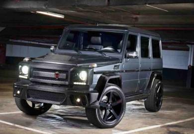 Prindiville Mercedes G-Class