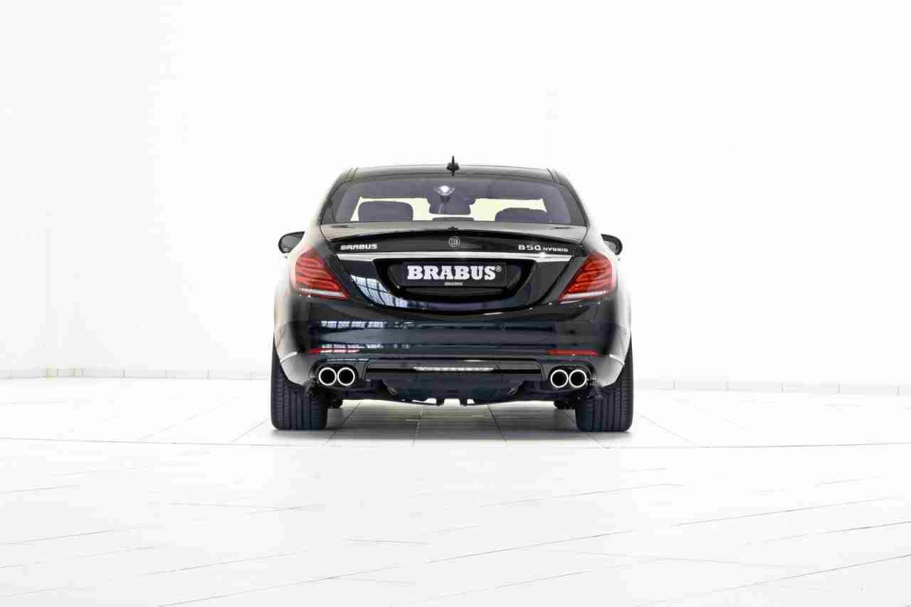 Brabus mercedes benz s500 plug in hybrid 40 for 500 hp mercedes benz