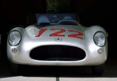 mercedes-benz 300 slr stirling moss