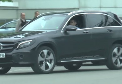 mercedes-benz glc testing