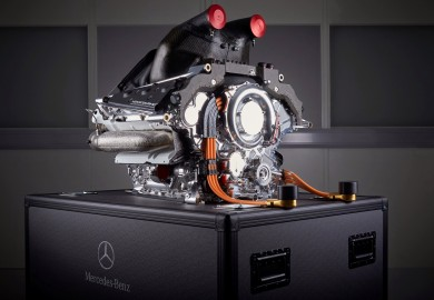mercedes f1 w06 engine