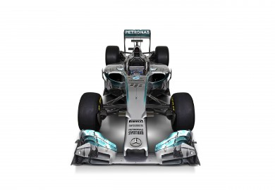 mercedes silver arrow f1 tech