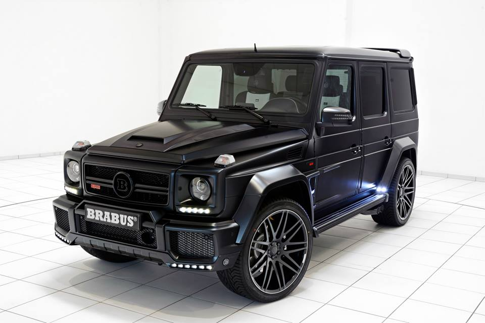 Power Output Of Mercedes Benz G63 Increased To 700 Hp By