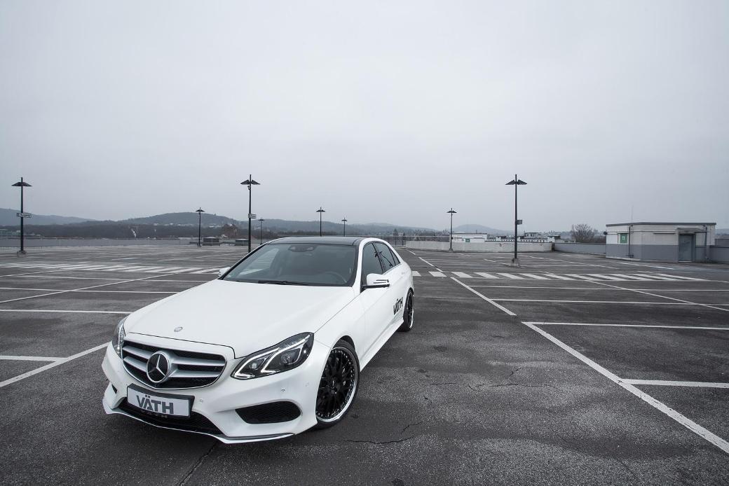 Vath Tunes Mercedes Benz E500 A