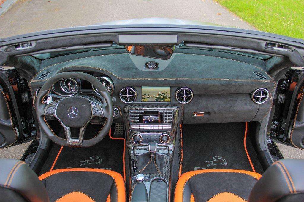Mercedes-Benz SLK55 AMG Tuned By Carlsson