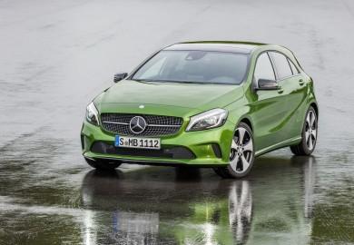 2016 Mercedes-Benz A-Class (12)