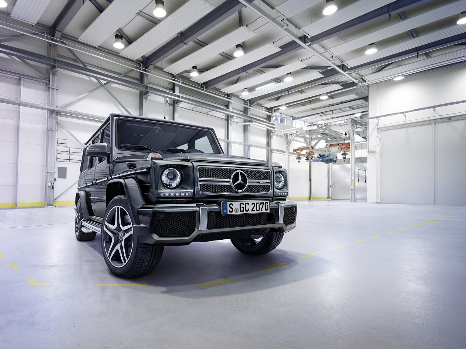 Hasil gambar untuk Mercedes-Benz G 500 (BR 463)