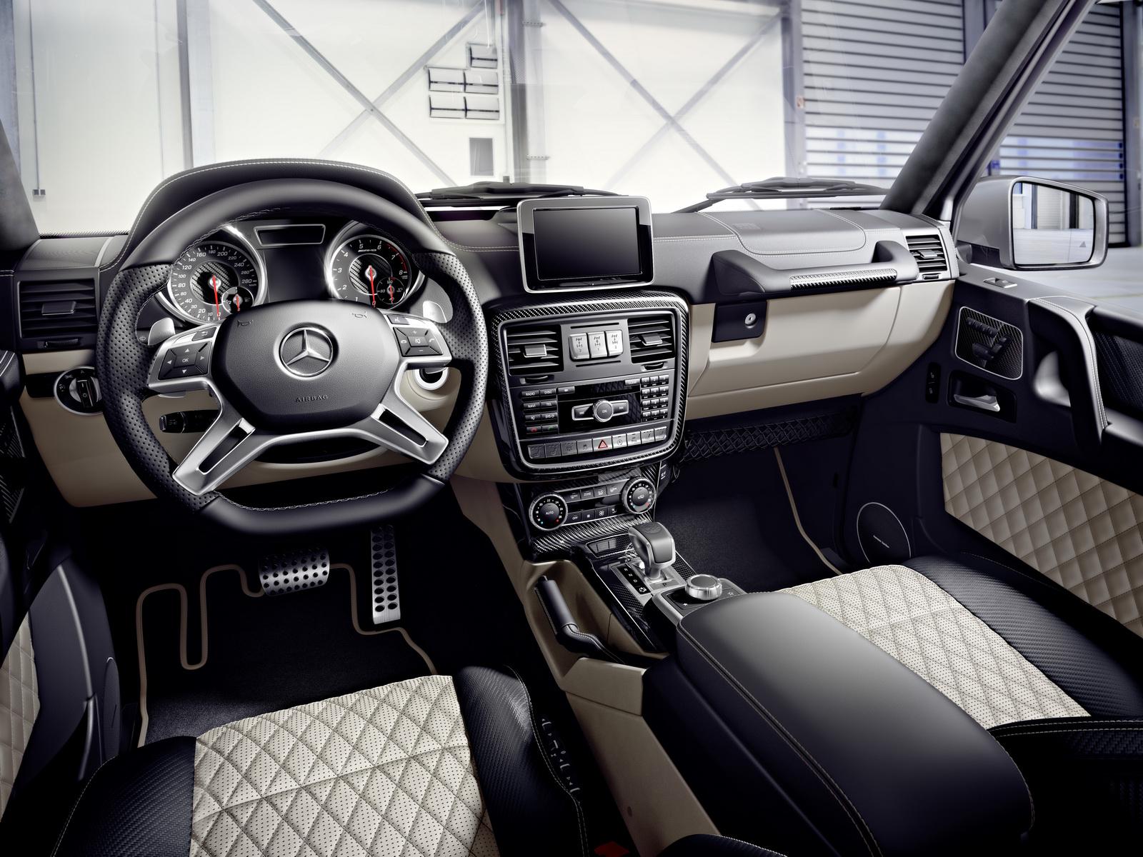 2016 MercedesBenz G500 4x4 19  BenzInsidercom  A Mercedes