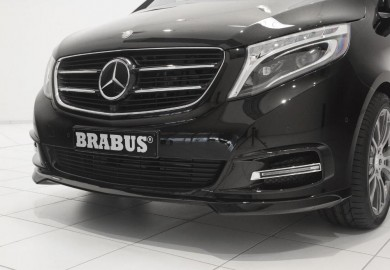 Tuning Kit For Mercedes-Benz V-Class Unveiled By Brabus