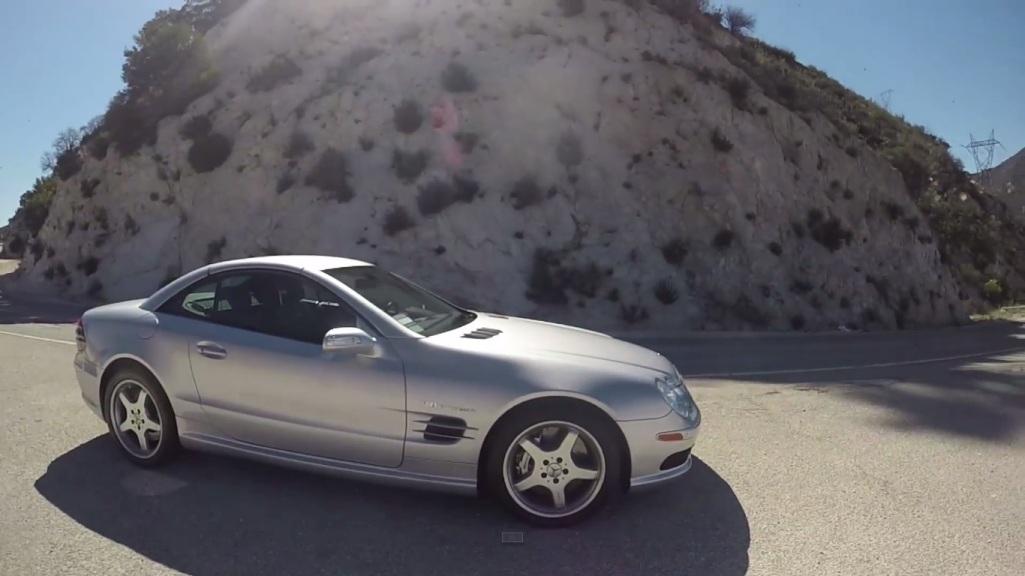 Depreciation Makes Mercedes-Benz SL55 AMG Model An Appealing Option