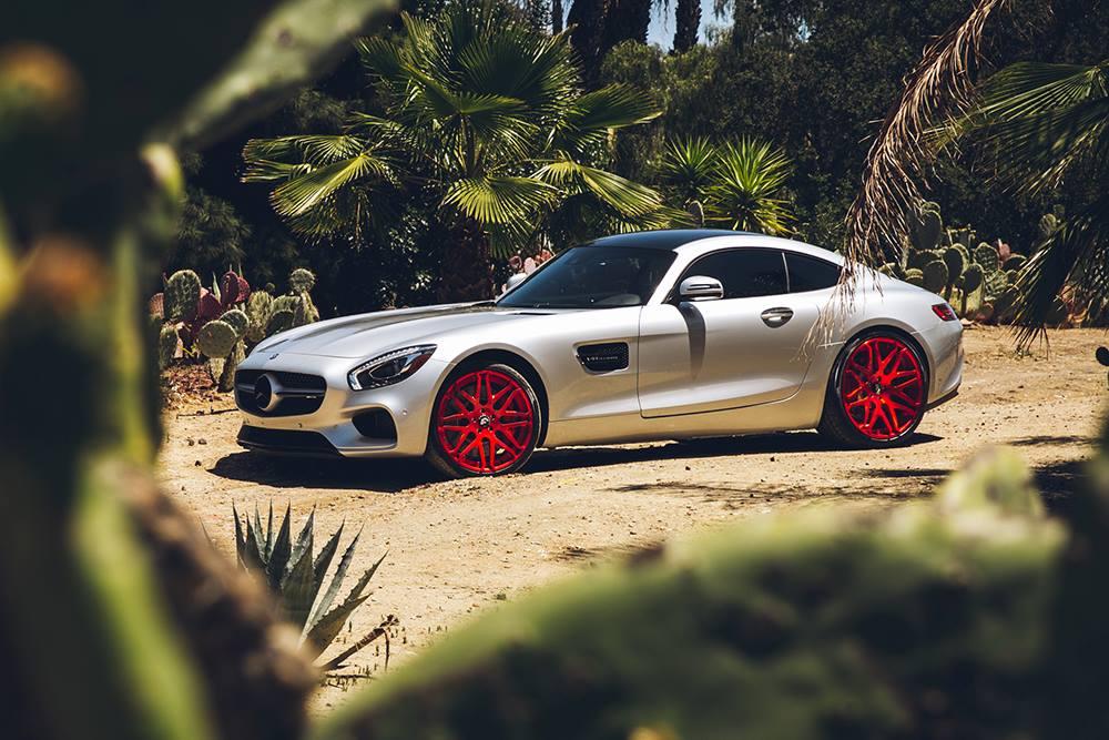 Top Rims For Mercedes Benz Cars