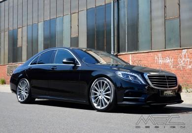 MEC Design Tunes Mercedes-Benz S-Class