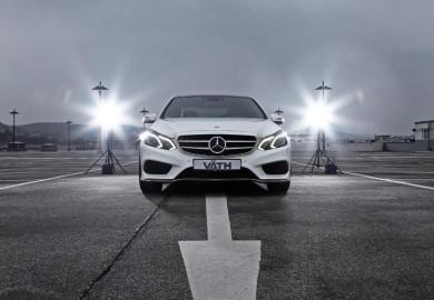 VATH Tunes Mercedes-Benz E500