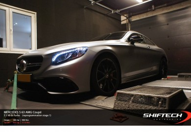 Shiftech Mercedes S60 AMG (1)
