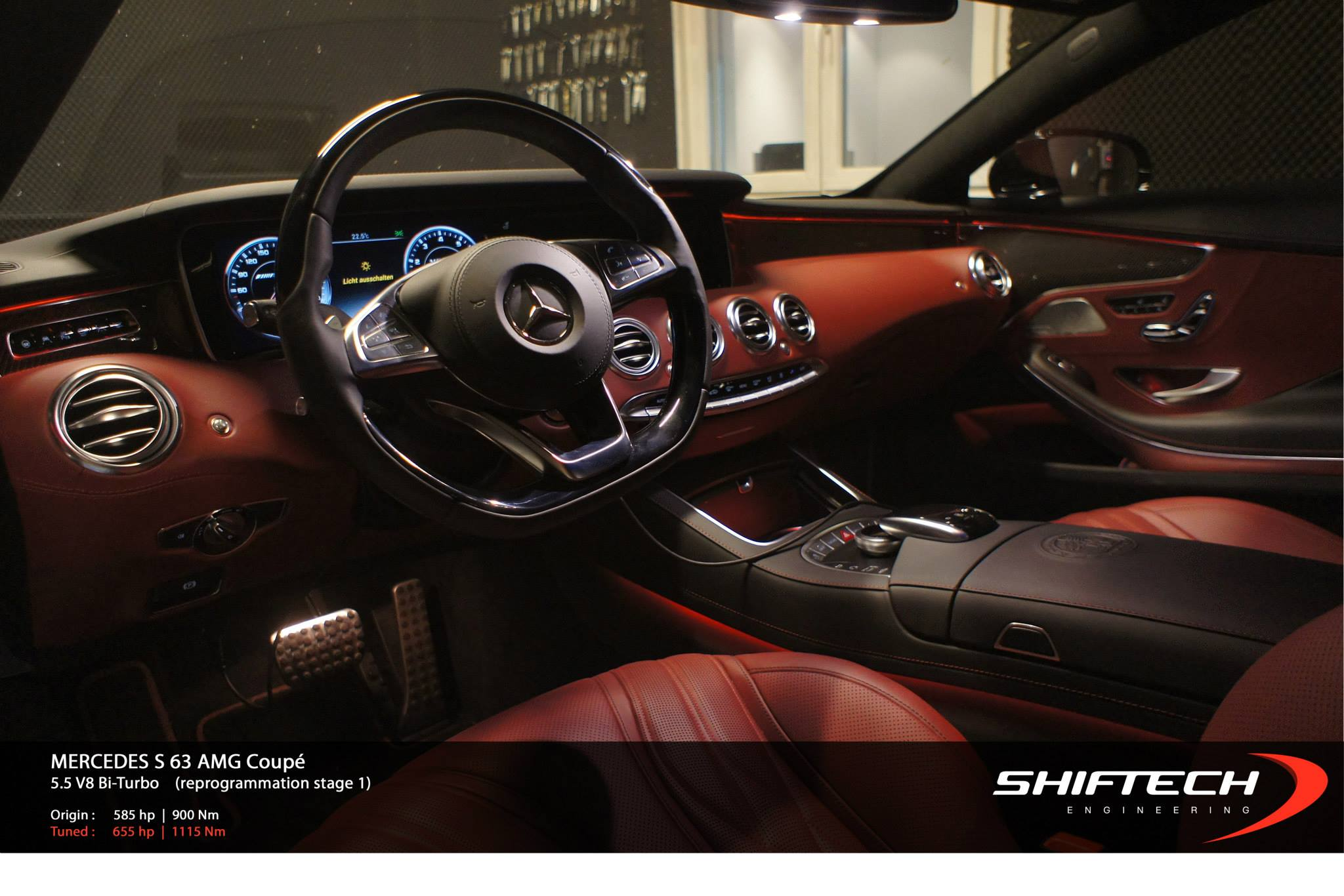 Shiftech mercedes s60 amg 4 a for Mercedes benz s60