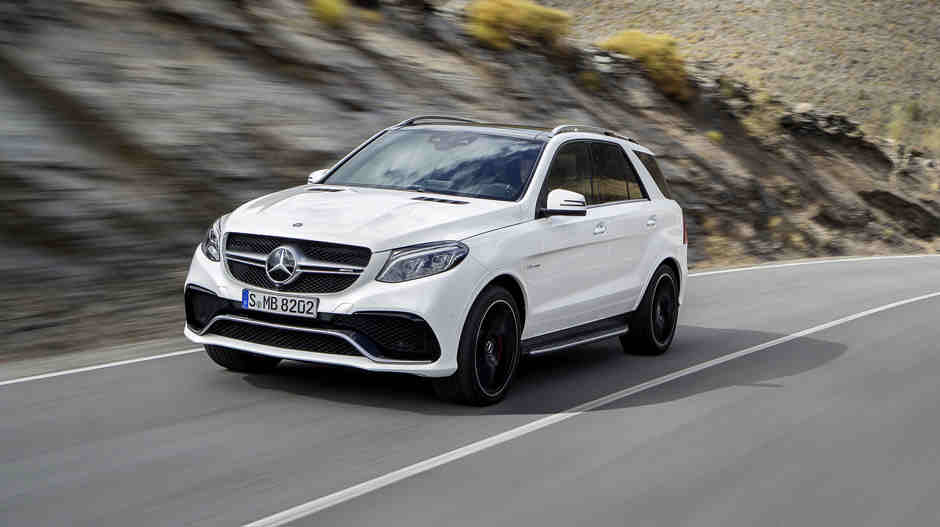 Key Specs And Photos Of The 2016 Mercedes Benz Gle