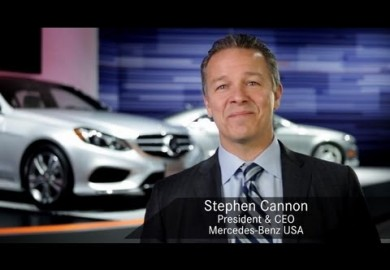 stephen cannon mercedes-benz usa
