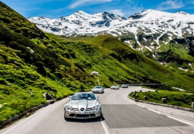SLR Club Tours Austria