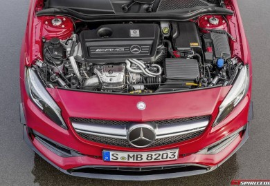 Mercedes-Benz GLA 45 AMG And CLA 45 AMG To Receive Power Boost