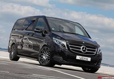 Vath Tunes Mercedes-Benz V-Class