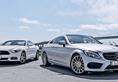 Renderings Of Upcoming Mercedes-Benz C-Class Coupe Emerge