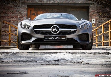 Mcchip-DKR Increases Power Output Of Mercedes-AMG GT And GT S
