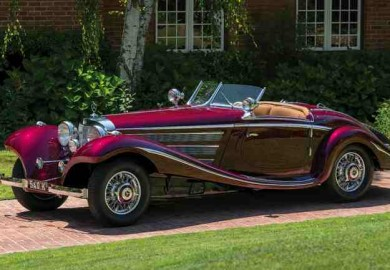 1938 Mercedes-Benz 540K Special Roadster (1)