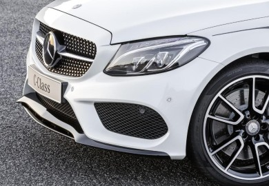 New Mercedes-Benz C450 AMG Accessories Unveiled