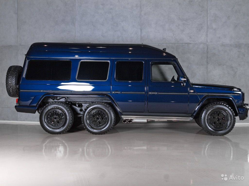 Gallery Shows A Customized Mercedes Benz G500 Schultz