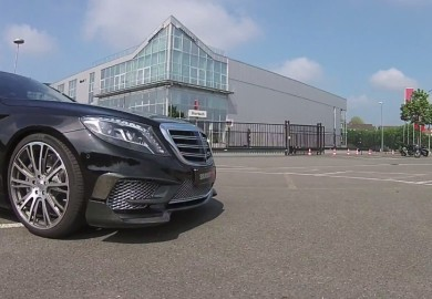 Brabus Rocket 900 Demonstrates Impressive Sprint Time