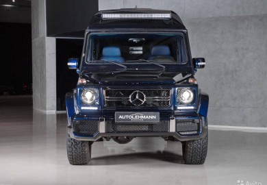 Gallery Shows A Customized Mercedes-Benz G500 Schultz