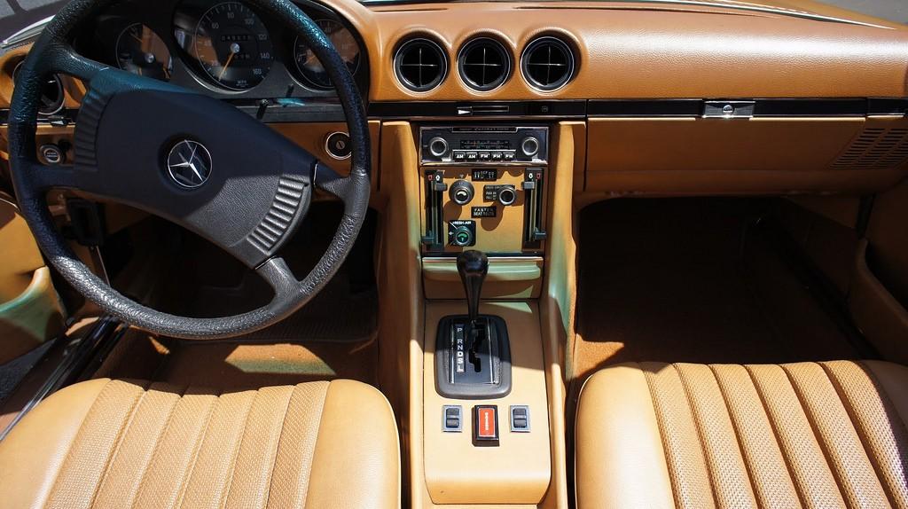 1974 Mercedes Benz 450 Sl Auctioned Benzinsider Com A