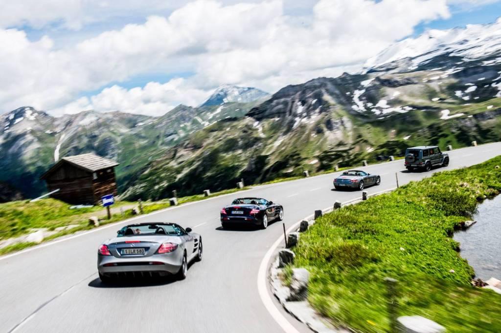 SLR Club Tours Austria