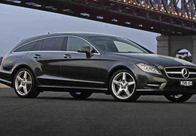 Mercedes-Benz CLS Shooting Brake