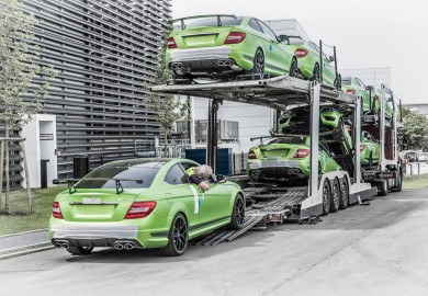 Mercedes C63 AMG (8)