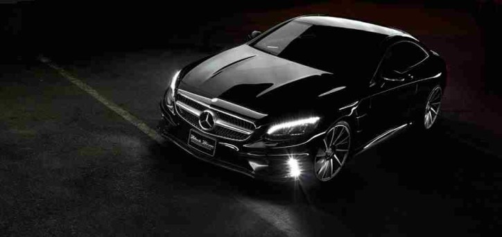 Wald Mercedes-Benz S-Class Coupe (1)