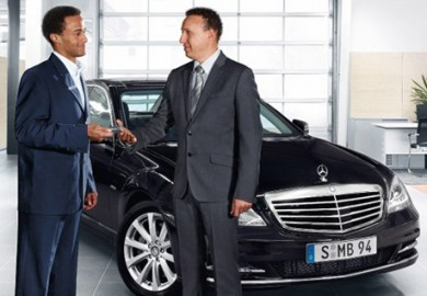 buying used mercedes-benz